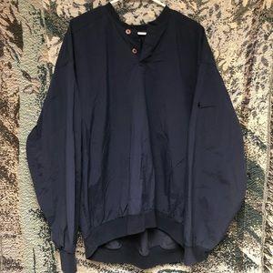 Vintage Nike Pullover Windbreaker Jacket 90's